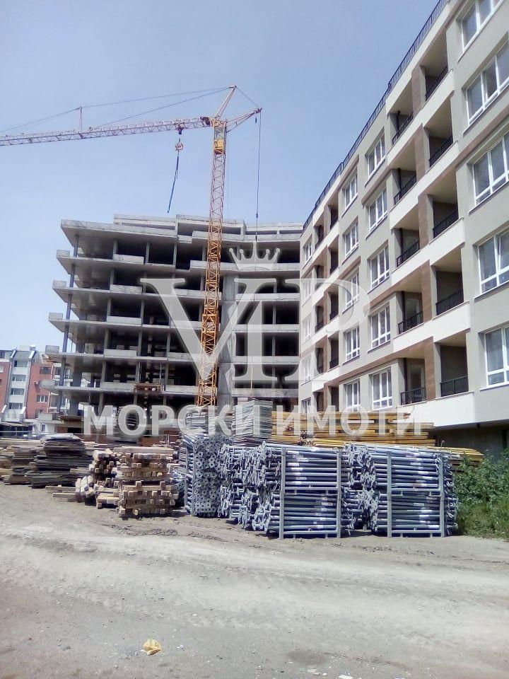 Провадав двустаен апартамент, Меден Рудник, Зона В, Бургас - 1 - Ricom Bulgaria