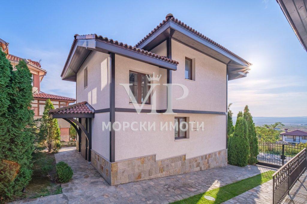 НОВА къща на морето. Близо до Слънчев бряг и Свети Влас. - 1 - Ricom Bulgaria